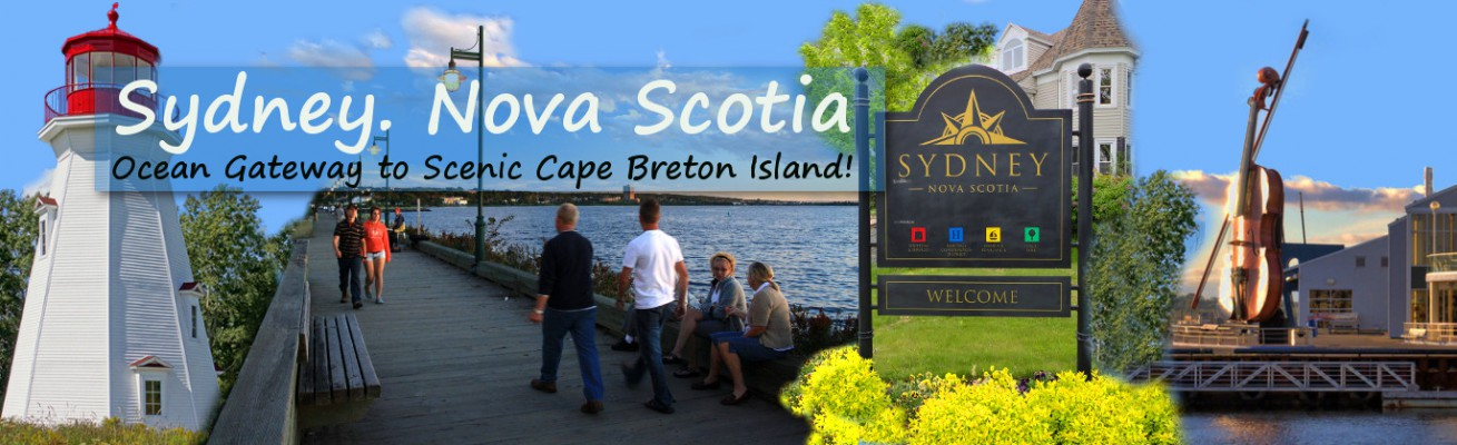 Image result for LOGO FOR sydney NOVA SCOTIA